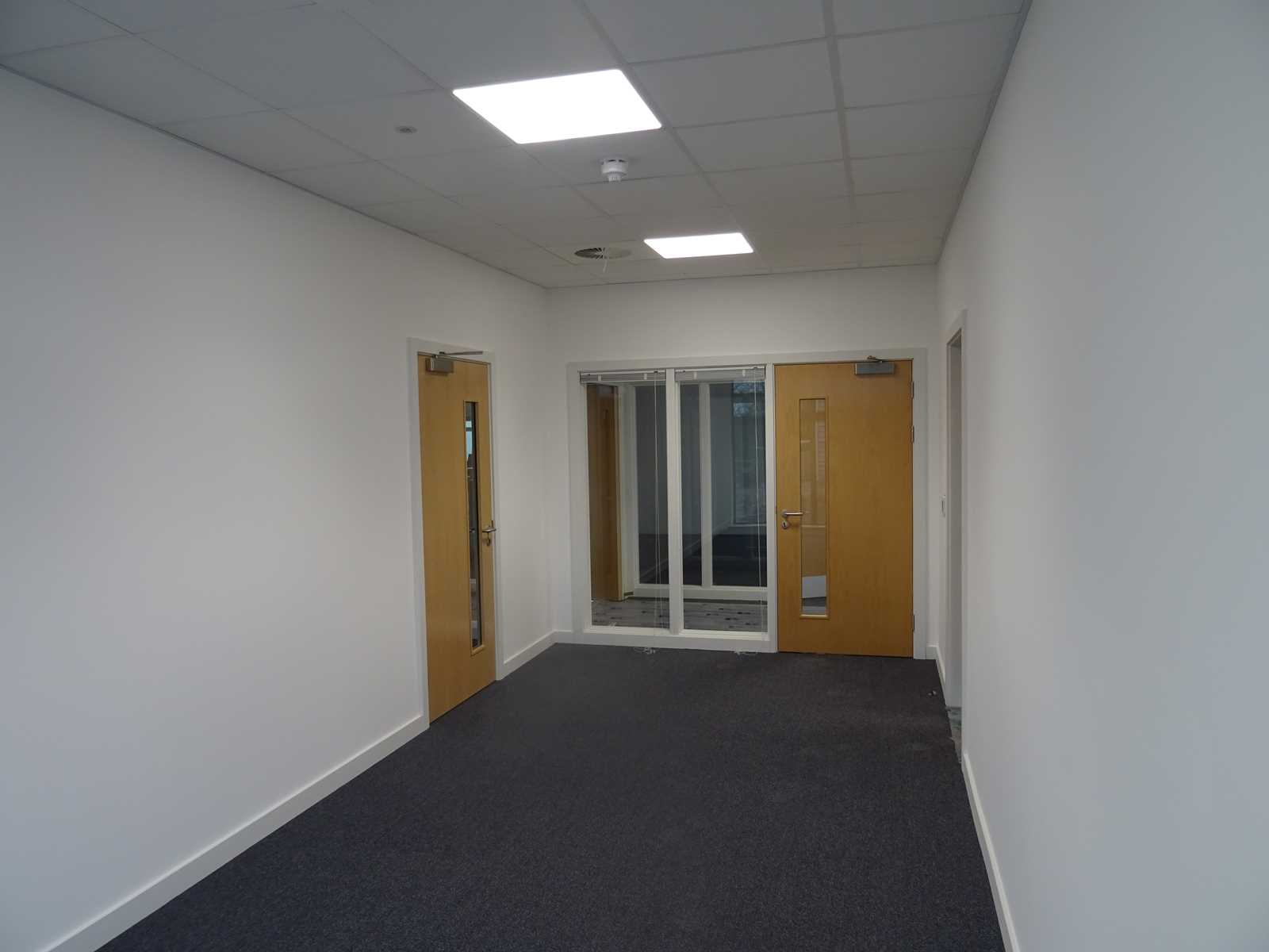 Internal view 1 - Pinewood Studios